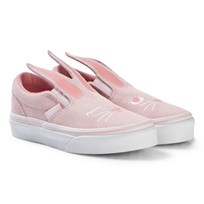 Vans Suede Slip-on Bunny Shoes Chalk Pink chalk pink/true white