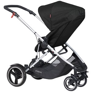 Image of Phil and Teds Voyager Stroller Black (3024785807)