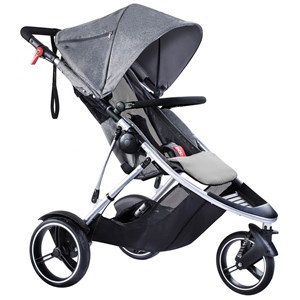 Image of Phil and Teds Voyager Stroller Blue Marl (3024785805)