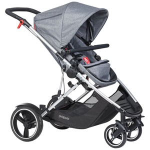 Image of Phil and Teds Voyager Stroller Charcoal Marl (3024785809)