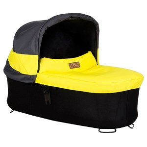 Image of Mountain Buggy MB Carrycot + Terrain Solus (3125353679)