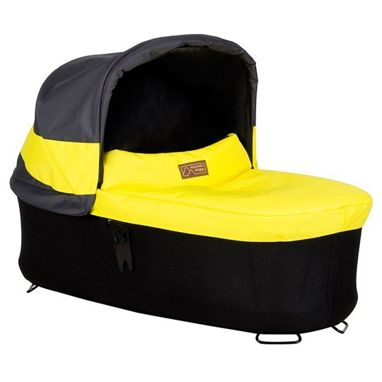 Mountain Buggy MB Carrycot + Terrain Solus Gul