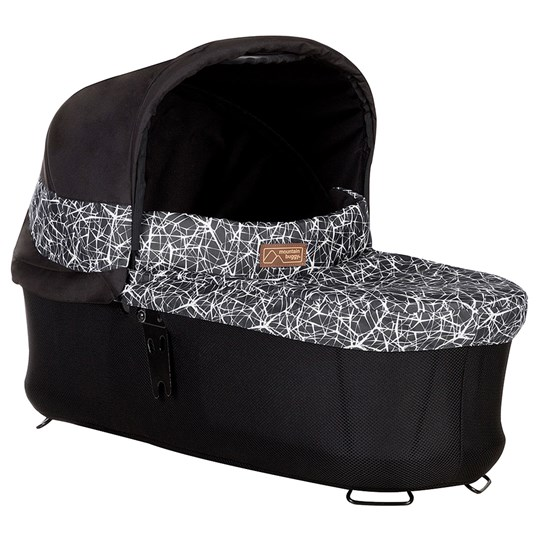 Mountain Buggy MB Carrycot + Terrain Graphite Black