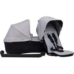 Mountain Buggy Family pack till Duet Singelvagn, Silver