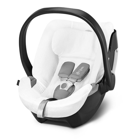 Cybex Summer Cover White Multi