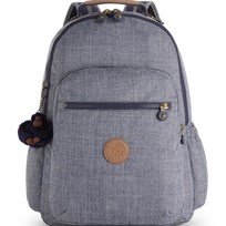 Kipling Chambray Seoul Go Backpack with Laptop Protection 41T