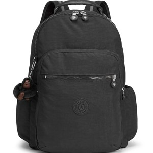Image of Kipling Seoul Go Backpack True Black (3031534311)