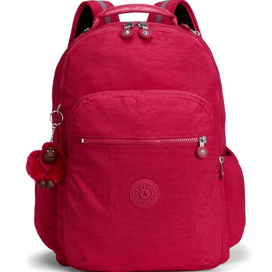 Kipling Seoul Go Backpack True Pink 09F