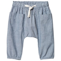 Noa Noa Miniature Långbyxor Faded Denim