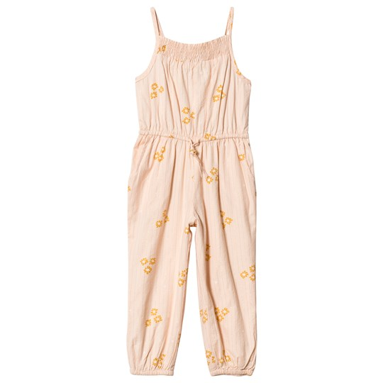 Noa Noa Miniature Pink Jumpsuit with Straps Peachy Keen