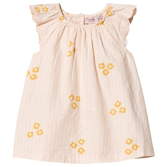 Noa Noa Miniature Dress Short Sleeve Knee Length Peachy Keen Peachy Keen