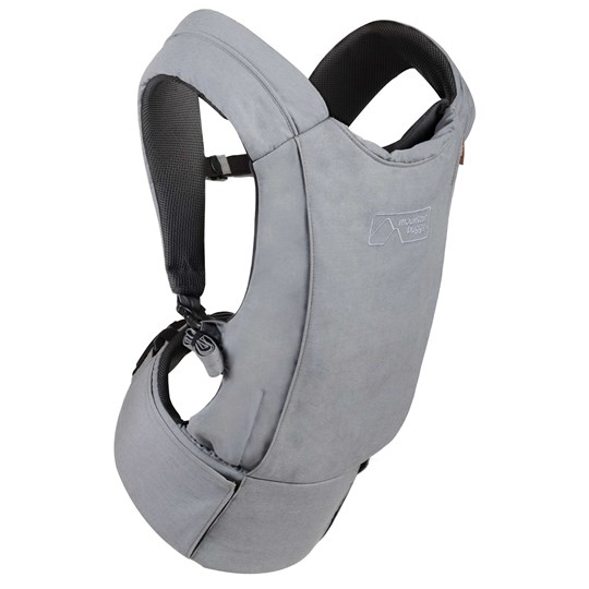 Mountain Buggy Juno Baby Carrier Charcoal Musta
