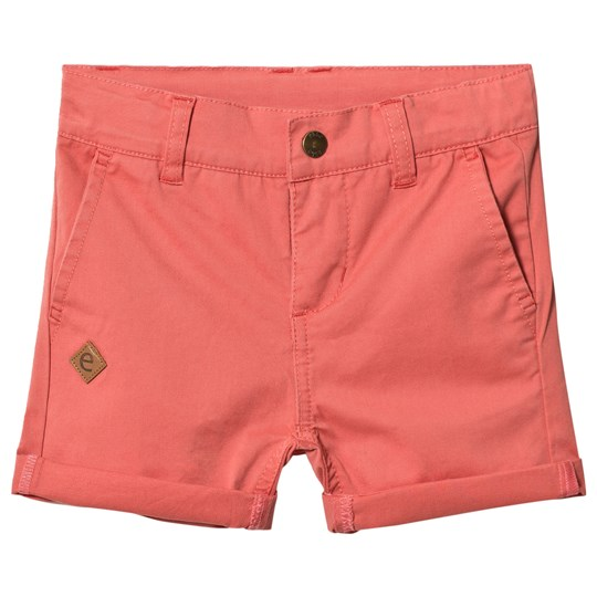 ebbe Kids Florin Chinos Shorts Sea Coral Sea coral