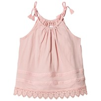 Gap Eyelet Cinched Linne Pink Dust Pink Dust