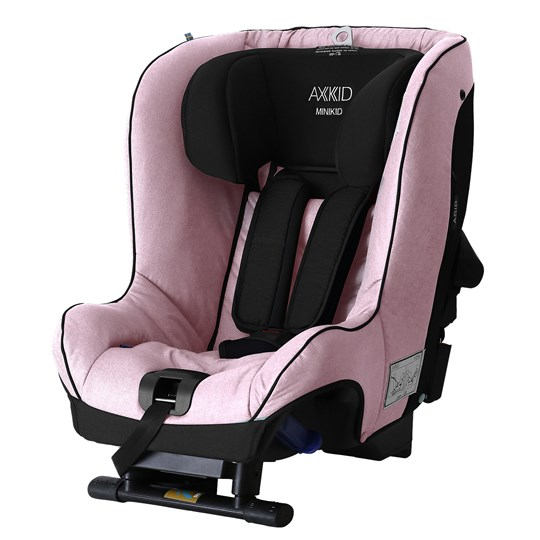 Axkid Minikid Car Seat Rear-Facing 0-25kg Pink 2018 Pink