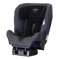 Axkid Move Carseat Rear-facing 9-25kg Grey Black