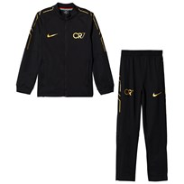 NIKE Black Dry CR7 Academy Tracksuit 010