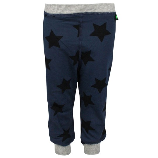 Molo Sidney Pant Blue/Black Star Blue
