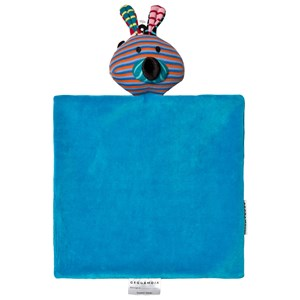 Image of Geggamoja Cozy Toy Turquoise (3125240313)