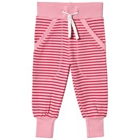 Geggamoja Classic Long Pants Pink/Red Red