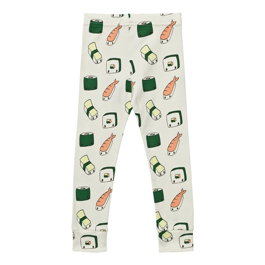 Tobias & The Bear White Team Sushi Leggings White