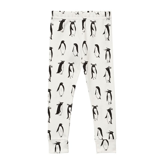 Tobias & The Bear White Rocky & Co Leggings White