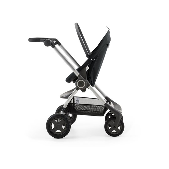 Stokke Scoot Chassis Black Svart