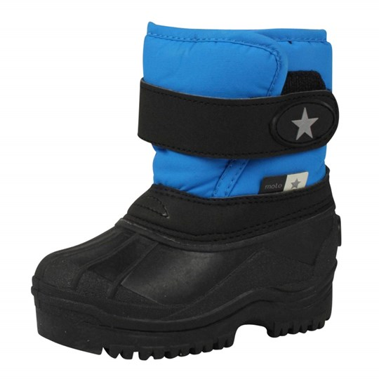 Molo Driven Boots Electric Blue Blue