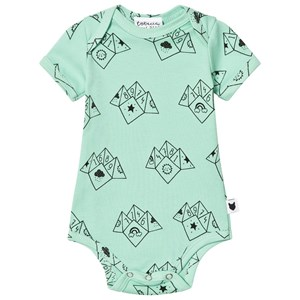 Image of Tobias & The Bear Apple Fortune Teller Print Baby Body 0-3 months (3031527131)