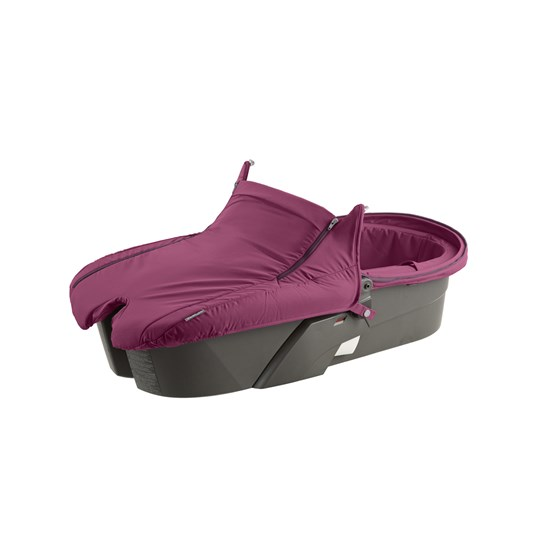 Stokke Xplory CarRycot+Style Kit Purple Purple
