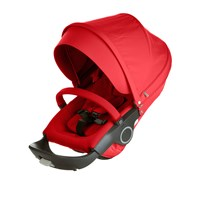 Stokke Stroller Seat Red Red