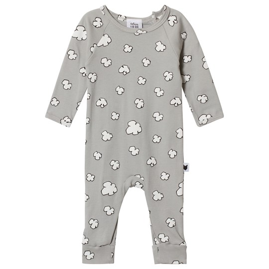 Tobias & The Bear Pale Grey Clouds One-Piece Pale Grey