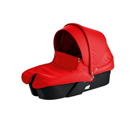 Stokke Xplory Carry Cot Red Red