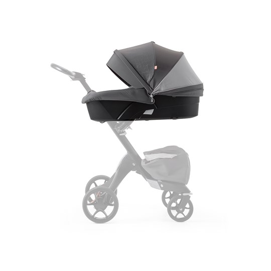 Stokke Xplory® Athleisure Carry Cot Grey Athleisure Grey
