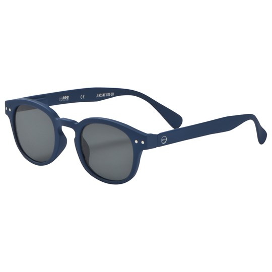 IZIPIZI SUN Junior #C Sunglasses Navy Blue Blue