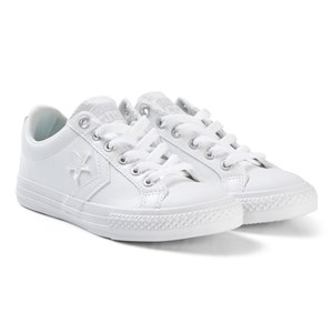 Image of Converse Junior Star Player Trainers White 33 EU (2839665495)