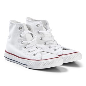 Image of Converse White Chuck Taylor All Star High Top Trainers 30 (UK 12) (2884170611)