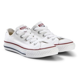 Image of Converse White Chuck Taylor All Star Trainers 28.5 (UK 11) (2839687135)