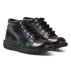 Image of Kickers Kick Hi Classic Boots Black 37 (UK 4) (3031529461)