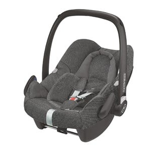 Image of Maxi-Cosi Rock Infant Carrier Sparkling Grey 2018 (3031526187)