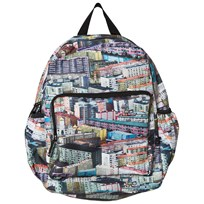 Molo Big Backpack Pastel City Pastel City