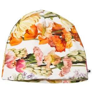 Image of Molo Nedine Hat Rainbow Bloom 3-6 mdr (3031532731)