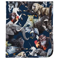 Molo Niles Blanket National Animals National Animals