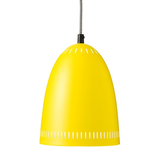Superliving Mini Dynamic Pendant Lamp Matte Yellow Matt Yellow