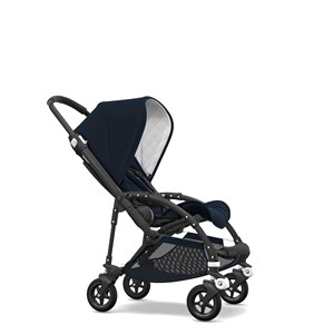 Image of Bugaboo Bee5 Classic Complete Black/Dark Navy (3032135737)