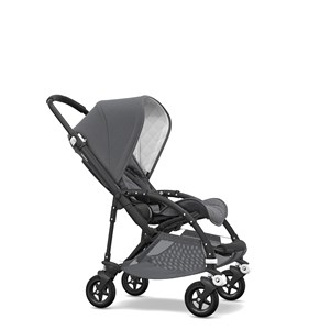 Image of Bugaboo Bee5 Classic Complete Black/Grey Mélange (3056078789)