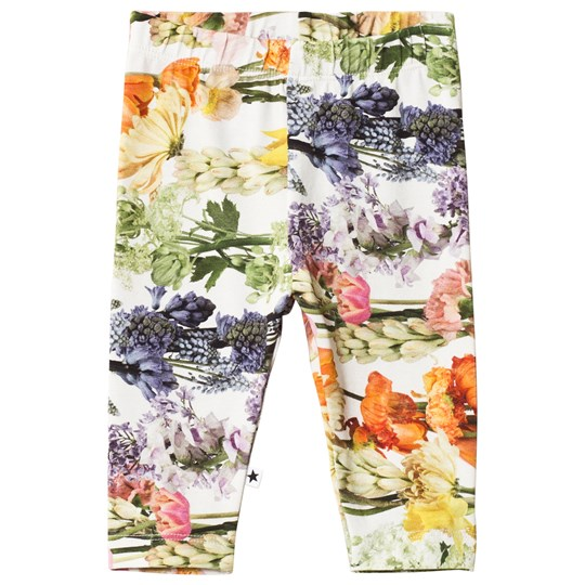 Molo Stefanie Leggings Rainbow Bloom Rainbow Bloom