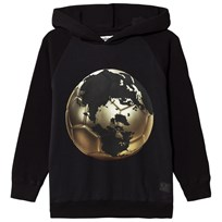 Molo Russel Hoodie Football World Map Football world map