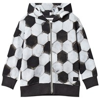 Molo Maurice Hoodie Football Structure Football Structure
