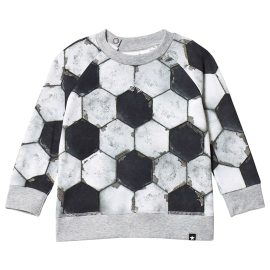Molo Elmo T-Shirt Football Structure Football Structure
